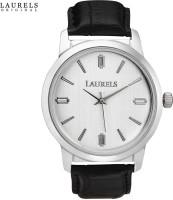 Laurels Original Urban Analog Watch  - For Men - Black