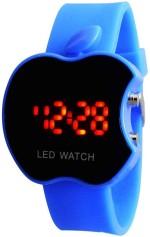 Hala Wrist Watches Hala Blue Led Sport Digital Watch For Boys