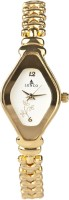 Lenco CPLENCOLADIESGOLDW Lenco Golden Beauty Analog Watch  - For Women