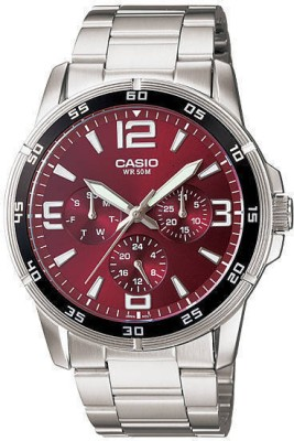 Casio MTP 1299D 4AVDF Analog Watch    For Men available at Flipkart for Rs.2971