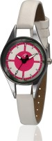Yepme 72589 Amezo - Pink/White Analog Watch  - For Women