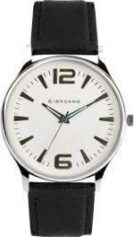 Giordano Wrist Watches Giordano Basic White Analog Watch For Men