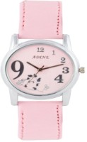 Adine Ad-1233Pink Pink Fabulous Analog Watch  - For Women