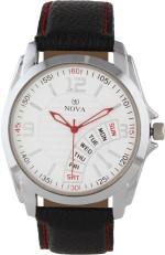 Nova Wrist Watches MT DOD WHT BLK 47