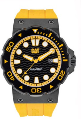 CAT Watches CAT D5.161.27.127 Reef Analog Watch For Men
