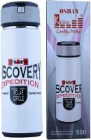 Kaliber KKOshan - 500 Thermosteel 500 Ml Water Bottle (Set Of 1, White)