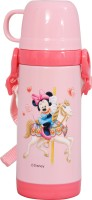 Disney Flask Sipper Bottle 500 Ml Water Bottle (Set Of 1, Pink, Light Pink)