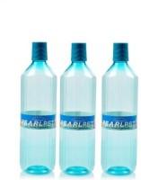 Pearlpet Supreme 1000 Ml Water Bottles (Set Of 3, Light Blue)
