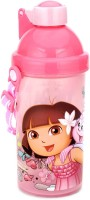 Nickelodeon Sipper Bottle 500 Ml Water Bottle (Set Of 1, Pink)