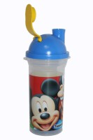 Disney School Series 470 Ml Water Bottle (Set Of 1, Multicolor)