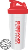BIGBANG NUTRITION Protein Shaker 700 Ml (White & Red)
