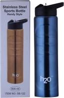 H2O Sports Bottle 900 Ml Water Bottle (Set Of 1, Purple)