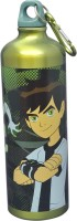 Cartoon Network Ben 10 1000 Ml Water Bottle (Set Of 1, Green)