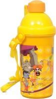 Cartoon Network Roll No21 500 Ml Water Bottle (Set Of 1, Orange:Yellow)