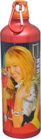 Disney Hannah Montana 1000 Ml Water Bottle (Set Of 1, Red:Orange)