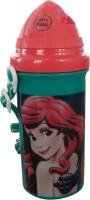 Disney Ariel 500 Ml Water Bottle (Set Of 1, Green:Orange)