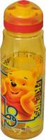Disney Winnie The Pooh 500 Ml Water Bottle (Set Of 1, Yellow, Orange)