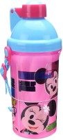 Disney Sipper Bottle 500 Ml Water Bottle (Set Of 1, Pink, Blue)