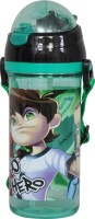 Ben 10 Ben 10 600 Ml Water Bottle (Set Of 1, Black)