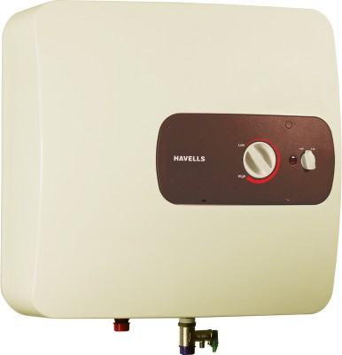 Havells Bello 25 L Storage Water Geyser Brown