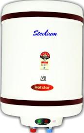 Steelium 10L Storage Water Geyser