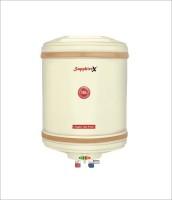 SapphireX METAL-10S 10 L Storage Water Geyser (Ivory)