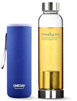 Oneday 532 Ml Water Purifier Bottle (Blue)
