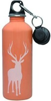 Cheeki 503 Ml Water Purifier Bottle (Peach)