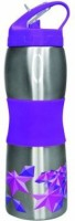 Cheeki 600 Ml Water Purifier Bottle (Purple)