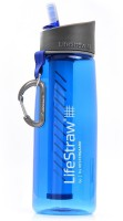 Lifestraw Go 650 Ml Water Purifier Bottle (Blue)