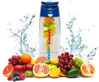 Water-Licious 710 Ml Water Purifier Bottle (Blue)