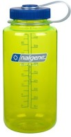 Nalgene 473 Ml Water Purifier Bottle (Yellow)