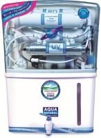 Aqua Grand+ Affordable 10 L RO + UV Water Purifier (White)