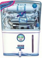 Kem Flow Gold Aqua Grand 10 L RO + UV Water Purifier (White)