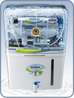 Aqauyash ROYAL UV+RO 455 L RO + UV Water Purifier (white And Blue)