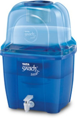Tata Swach Smart Saphire 14 L Gravity Based Water Purifier (Blue)