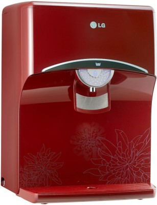 LG Water Purifier WAW73JR2RP 8 L RO + UV +UF Water Purifier (Red)