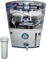 Cleanwell Aqua Grand Heavy Duty , Ro + Uv + Uf + Tds +Mineral 15 L RO Water Purifier (White)