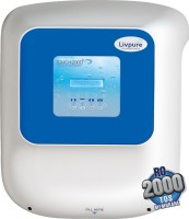Livpure Touch Plus 2000 8.5 L RO+UV+UF Water Purifier (Blue)