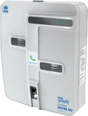 Tata Swach Silver RO - Platina 7 L RO Water Purifier (White)