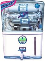 Aqua Grand Plus 14 Stage 10 L RO + UV +UF Water Purifier (White)