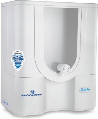 Kelvinator Quanta 7.5 L RO + UF Water Purifier (White)