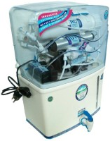 Aquafresh Prime 10 L RO + UV +UF Water Purifier (White & Blue)