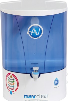 NAV Clear 9 Litres UV UF Water Purifier
