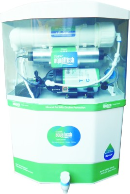 Classic Aqua Fresh Accent 12 L RO + UV Water Purifier