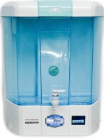Cleanwell Aqua Pearl Heavy Duty , Free Pre Filter 15 L RO + UF Water Purifier (Blue)