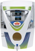 Aqua Supreme SKS Candy 17 L RO + UV +UF Water Purifier (White, Green)