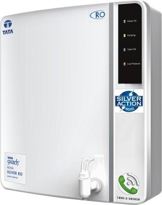 Tata Swach Nova Silver RO RO Water Purifier (White)
