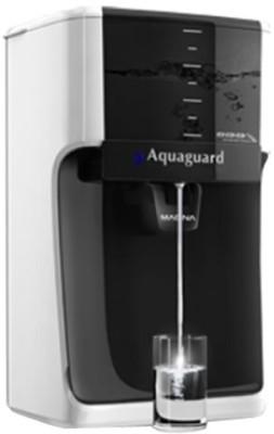 Eureka Forbes Magna 7 L RO + UV Water Purifier (Black, White)