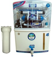 Aqua Grand Plus 13 Stage 12 L RO + UV +UF Water Purifier (White)
